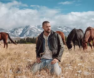 justin timberlake, ryan mcginley, and man of the woods image