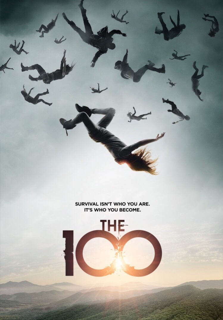 the 100 and series image