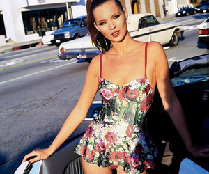 kate moss, model, and 90s image