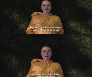 alone, alternative, and Alyssa image