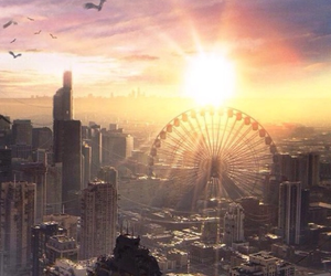 divergent and chicago image