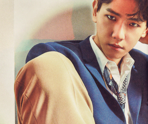 bacon, exo, and handsome image