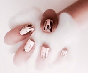 beauty, nails, and shine image