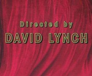 david lynch and Twin Peaks image