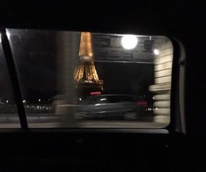 paris, night, and aesthetic image