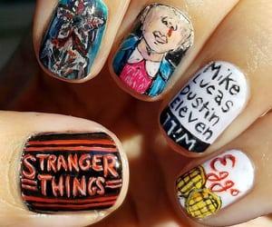 fanart, nail art, and nail polish image
