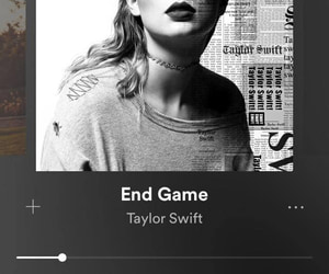 Reputation, Taylor Swift, and end game image