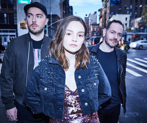 pop, lauren mayberry, and chvrches image