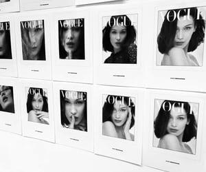 vogue, model, and bella hadid image