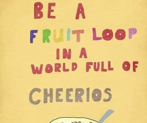 fruit, quote, and loop image