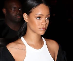 rihanna, makeup, and fenty image