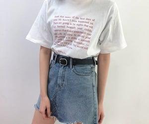 fashion, ulzzang, and kfashion image