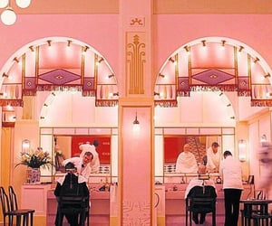 vintage and the grand budapest hotel image