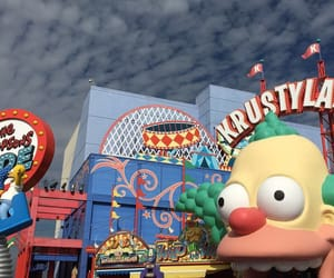pretty, rides, and simpsons image