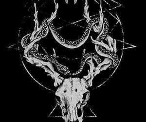 black and tattoo image