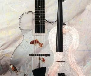 beauty, guitar, and inspiration image