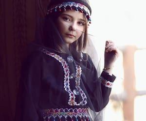 arabian, little girl, and arabic image
