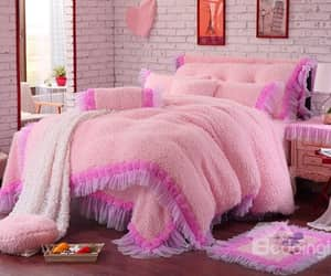 fashion, bedding sets, and home decor image