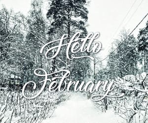 beautiful, february, and hello image