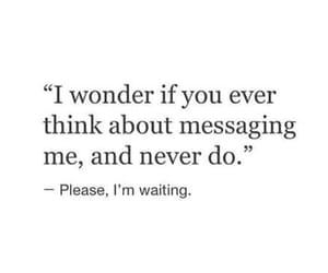 quotes, message, and sad image