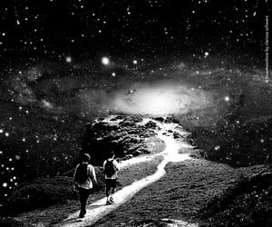 space, truemoonlove, and clarissaschwarz.com image
