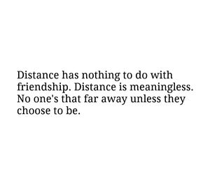 best friends, distance, and friendship image