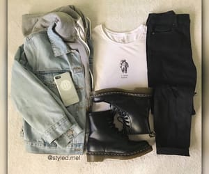clothes, edge, and style image