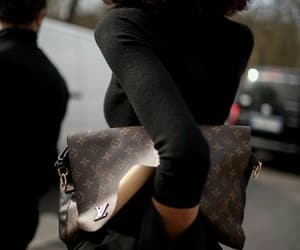 fashion, style, and Louis Vuitton image