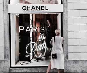 fashion, chanel, and paris image