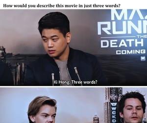 funny and ki hong lee image