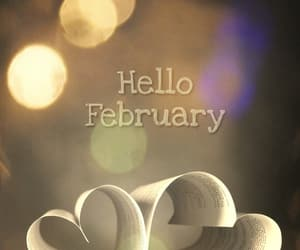 book, february, and hearts image