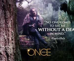 once upon a time and rumplestiltskin image