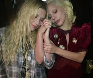 kesha, Lady gaga, and singer image