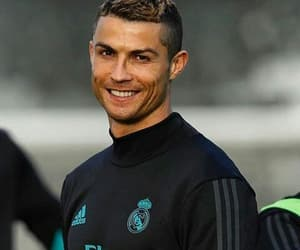Ronaldo and halamadrid image