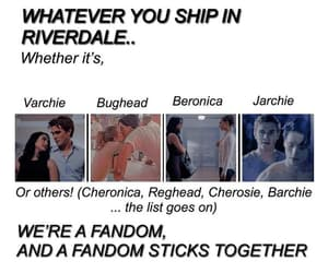 fandom and riverdale image