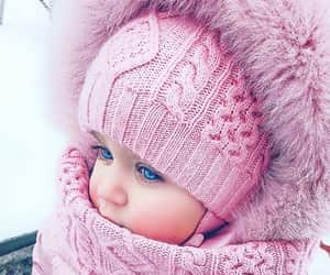 baby, cute, and grey eyes image