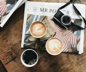 coffee, love, and beautiful image
