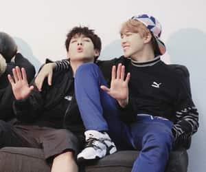 bts, jungkook, and kookmin image