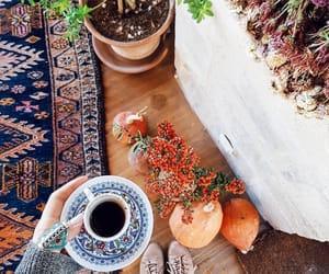coffee and kapadokya image