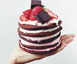 chocolate, food, and inspiration image