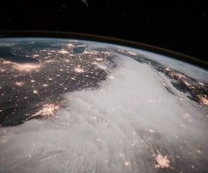 earth, space, and aesthetic image