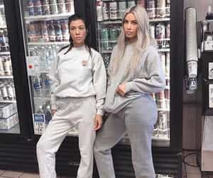 kiki, kim kardashian west, and kourt image