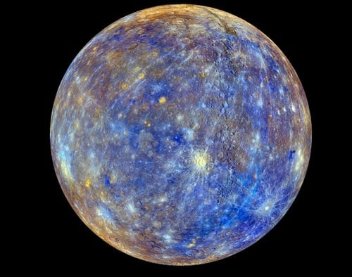 mercury, space, and planet image