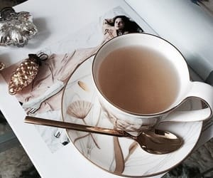 drink, pretty, and tea image