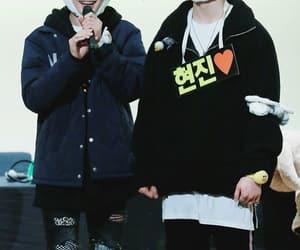 kpop, hyunjin, and JYP image