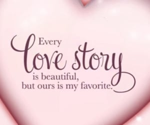 february, heart, and love story image