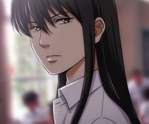 gintama, anime boy, and katsura kotarou image