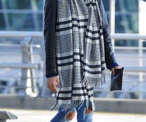 airport, fashion, and style image