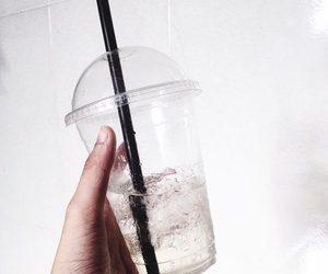 drink, water, and tumblr image