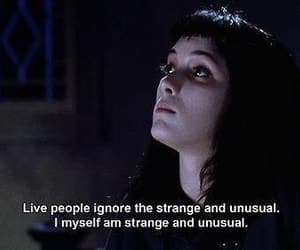 beetlejuice, strange, and unusual image